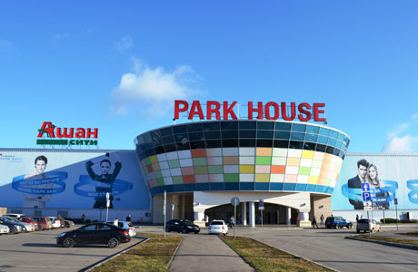 Center Park House - Togliatti